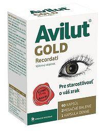 AVILUT Gold Recordati 60 kapsúl