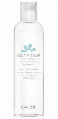BABÉ PLEŤ Micelárna čistiaca voda 1x250 ml