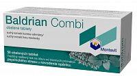 Baldrian Combi 100 mg/90 mg 50 tabliet