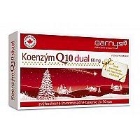 BARNY'S Koenzým Q10 dual 60 mg cps 2x30 zvýhodnené štvormesačné balenie