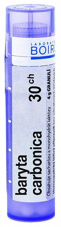 Baryta Carbonica CH30 granule 4g