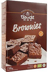 Bauck hof Bio Brownies - čokoládový koláč zmes bezlepková 400g