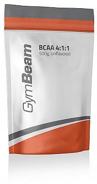 Bcaa 4:1:1 Instant - GymBeam 500 g strawberry lime