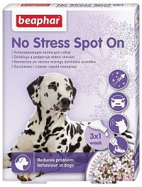 BEAPHAR No Stress Spot On pro psy 2,1ml