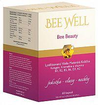 Bee well Včelia materská kašička lyofilizovaná 60 kapsúl