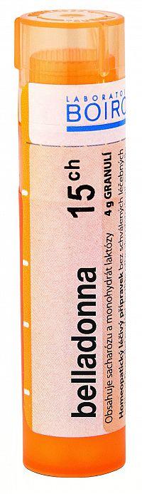 Belladonna CH15 granule 4g