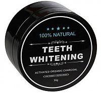 Bieliaci zubný púder CHARCOAL 30 g