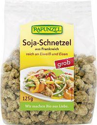Bio sójové kúsky veľké 125g Rapunzel