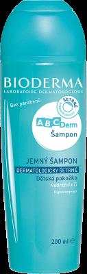 BIODERMA ABCDerm šampón 200 ml