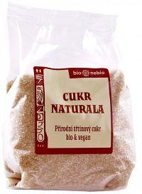 BioNebio Prírodný trstinový cukor NATURALA 400g