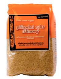 BioNebio Prírodný trstinový cukor SUROVÝ 4 kg  **NOVINKA**