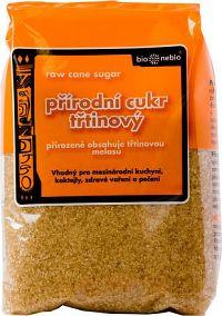 BioNebio Prírodný trstinový cukor SUROVÝ 500g