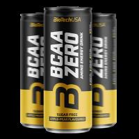 BiotechUSA BCAA Zero Energy drink hruška 330ml