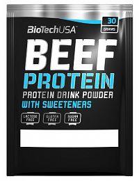 BiotechUSA Beef (Protein) 30 g jahoda