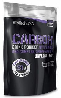 BiotechUSA CarboX (sáčok) 1000 g -