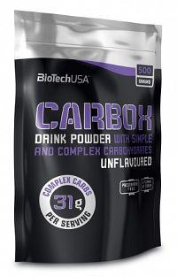 BiotechUSA CarboX (sáčok) 500 g -