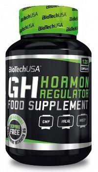 BiotechUSA GH Hormon Regulator 120 kapsúl