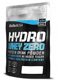 BiotechUSA HYDRO WHEY ZERO 454g / čokoláda