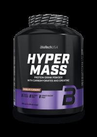 BiotechUSA Hyper Mass 4000 g - oriešok