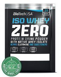 BiotechUSA ISO WHEY ZERO (NATIVE) 25 g piňacolada