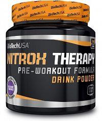 BioTechUSA Nitrox Therapy 340g tropické ovocie