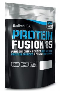 BiotechUSA Protein Fusion (sáčok) 454 g jahoda