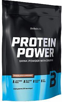 BiotechUSA Protein Power čokoláda 1000g