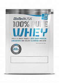 BiotechUSA PURE (WHEY) 28 g banán