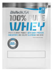 BiotechUSA PURE (WHEY) 28 g škorica