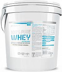BiotechUSA PURE WHEY (vedro) 4000 g vanilka