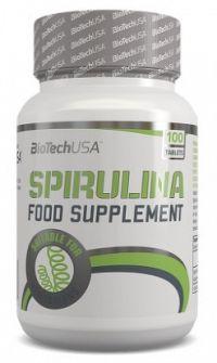 BiotechUSA Spirulina 100 tbl.