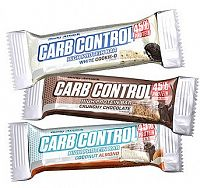 Body Attack Carb Control Protein Bar, 40 g