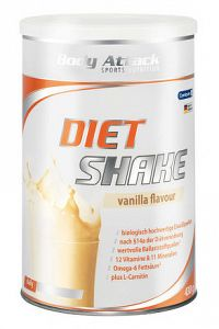 Body Attack Diet shake, 430 g