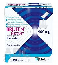 Brufen INSTANT 400 mg šumivý granulát eff 20 ks