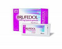 Brufen INSTANT 400 mg šumivý granulátgra eff20 ks