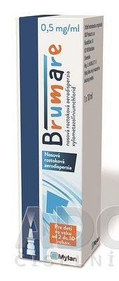 Brumare 0,5 mg/ml sprej 10ml