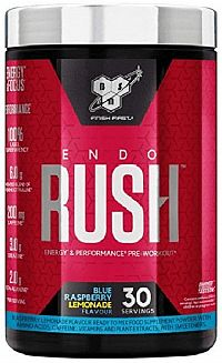 BSN EndoRush fruit punch 495g