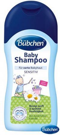 BUBCHEN BABY ŠAMPÓN 400 ml