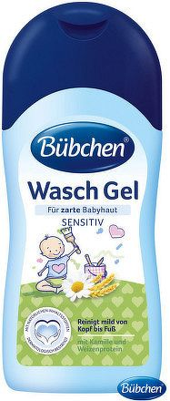 Bübchen Baby umývací gél 50ml