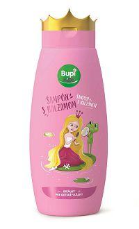 Bupi KIDS Šampón s balzamom ružový 250ml