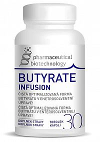 BUTYRATE INFUSION 30 cps