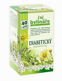 Čaj bylinkára diabetický 40 sáčkov