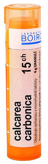 Calcarea Carbonica CH15 granule 4g
