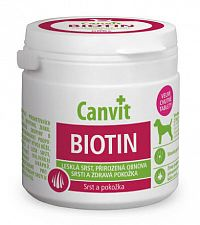 CANVIT BIOTIN PES  230G 115100174