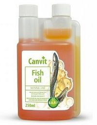 CANVIT FISH/EEL OIL 250ML 115100233