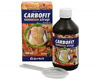 CARBOFIT Čárkll Baby sirup 100 ml