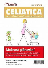 CELIATICA katalóg výrobkov vhodných pre bezlepkovú diétuks