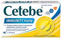 CETEBE IMMUNITY Forte 30 cps