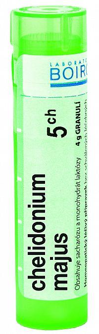 Chelidonium Majus CH5 granule 4g