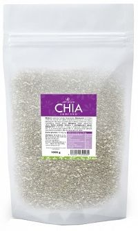 Chia semienka Allnature 1000 g